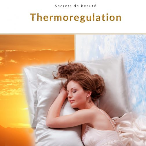 Thermoregulation soie