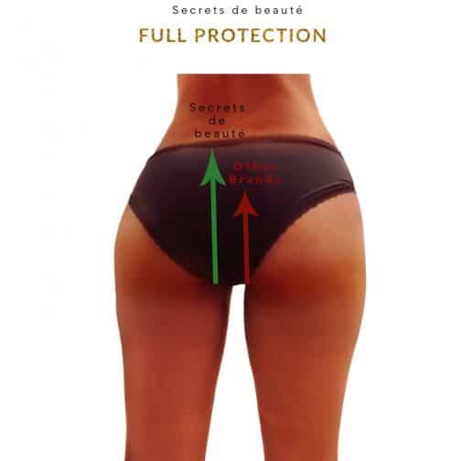 culotte menstruelle absorbante